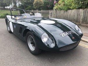 Buckler 90 sports racing car