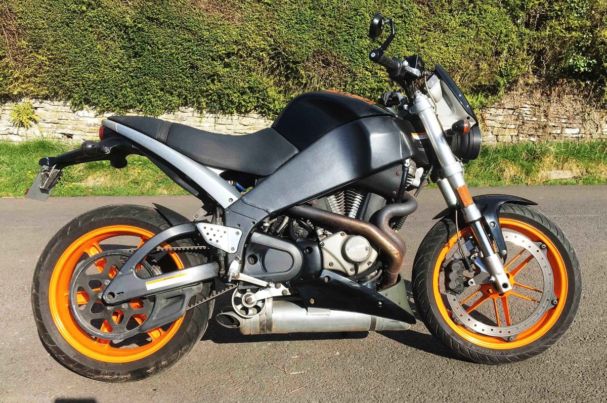 2004 Buell xb12s lightning SOLD (picture 3 of 6)