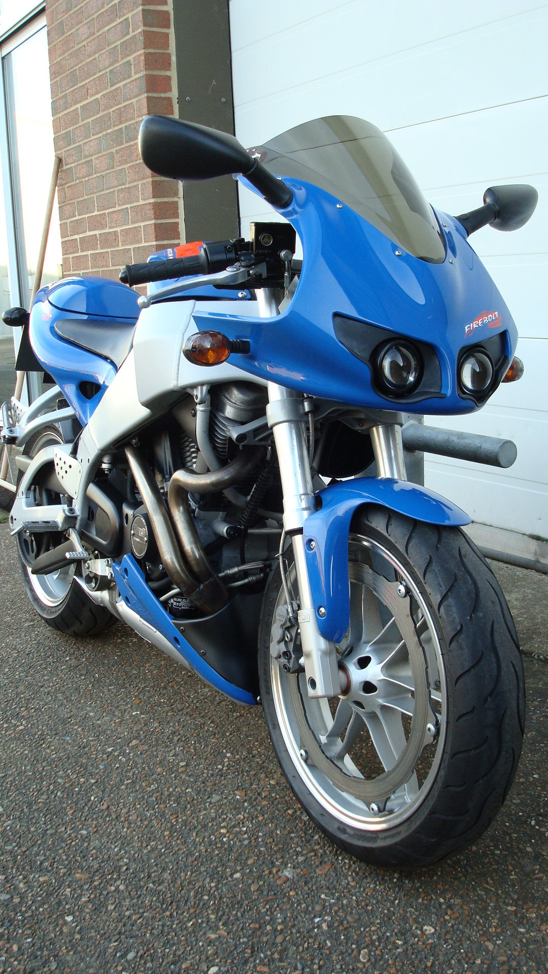 Buell FIREBOLT XB9R 2002-02 **low miles** SOLD (picture 2 of 6)