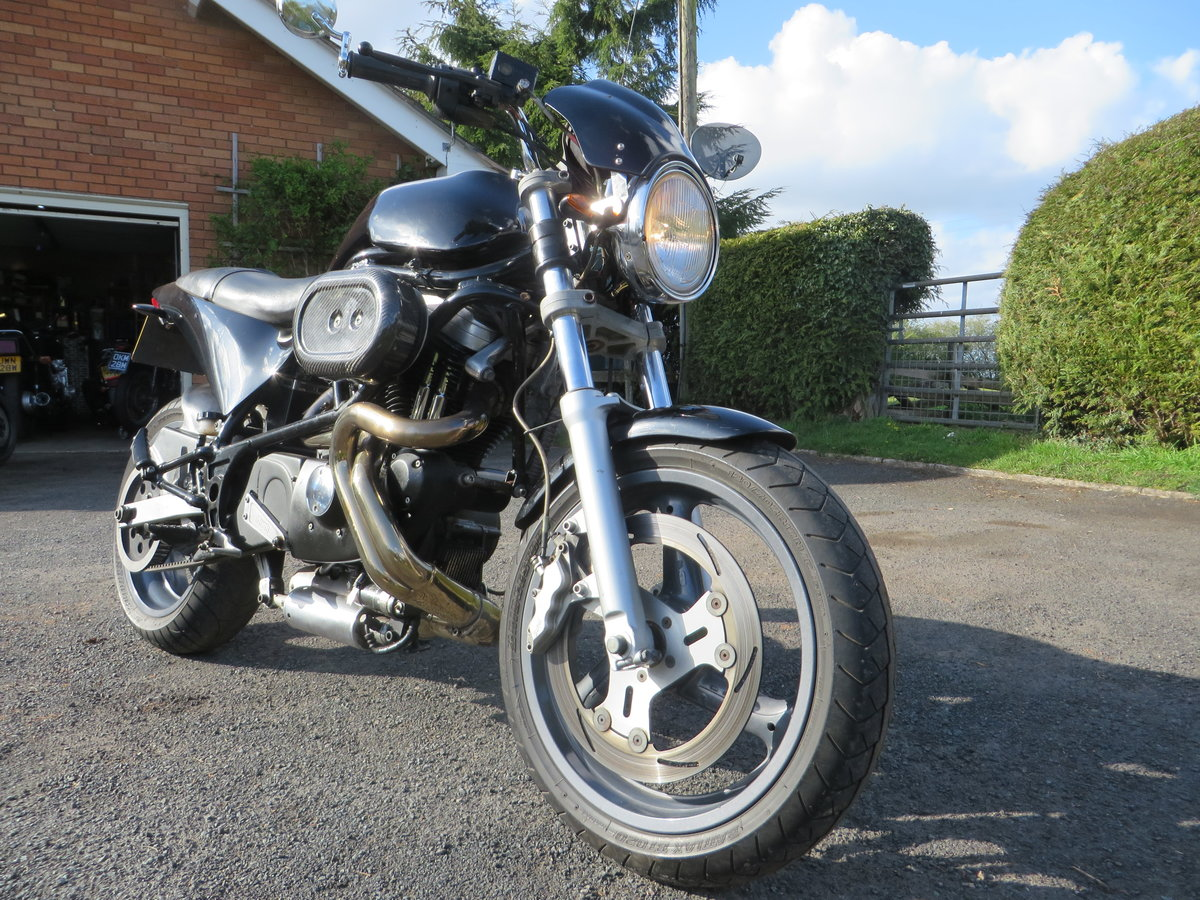 BUELL CYCLONE 1998. VANCE HINES. QUICK ONE. SOLD (picture 1 of 6)