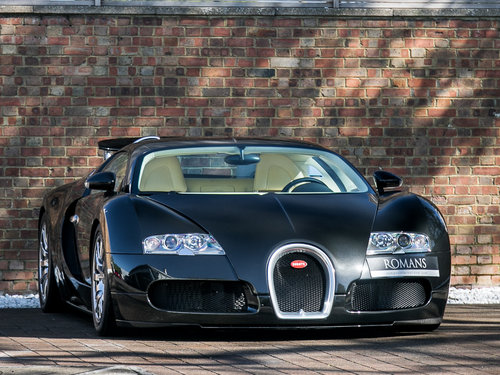 2007 Bugatti Veyron 16.4 - Low Mileage - New Tyres -  For Sale (picture 1 of 6)