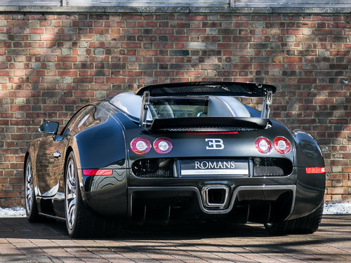 2007 Bugatti Veyron 16.4 - Low Mileage - New Tyres -  For Sale (picture 3 of 6)