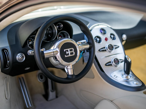 2007 Bugatti Veyron 16.4 - Low Mileage - New Tyres -  For Sale (picture 4 of 6)