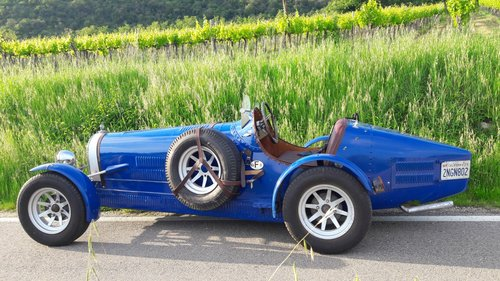 1967 Great bugatti 35 replica For Sale (picture 2 of 6)