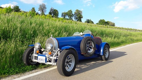 1967 Great bugatti 35 replica For Sale (picture 3 of 6)