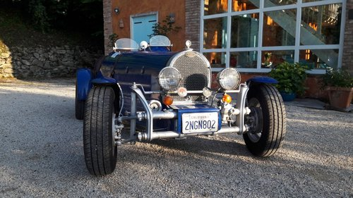 1967 Great bugatti 35 replica For Sale (picture 6 of 6)