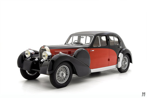 1935 BUGATTI TYPE 57 GALIBIER SALOON For Sale (picture 1 of 6)