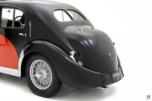 1935 BUGATTI TYPE 57 GALIBIER SALOON For Sale (picture 4 of 6)