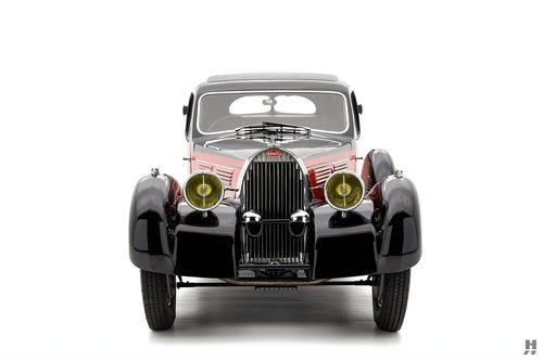 1935 BUGATTI TYPE 57 GALIBIER SALOON For Sale (picture 5 of 6)
