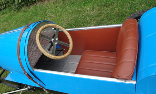 2015 Bugatti Type 13 Brescia 'Soapbox/CycleKart' racer For Sale by Auction (picture 4 of 6)