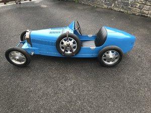 Replica 1930 Baby Bugatti Type 52 Electric Car For Sale