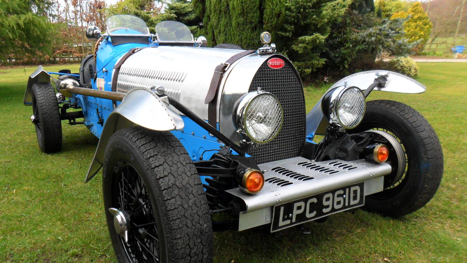 1966 Bugatti  type 35 evocation For Sale (picture 2 of 6)