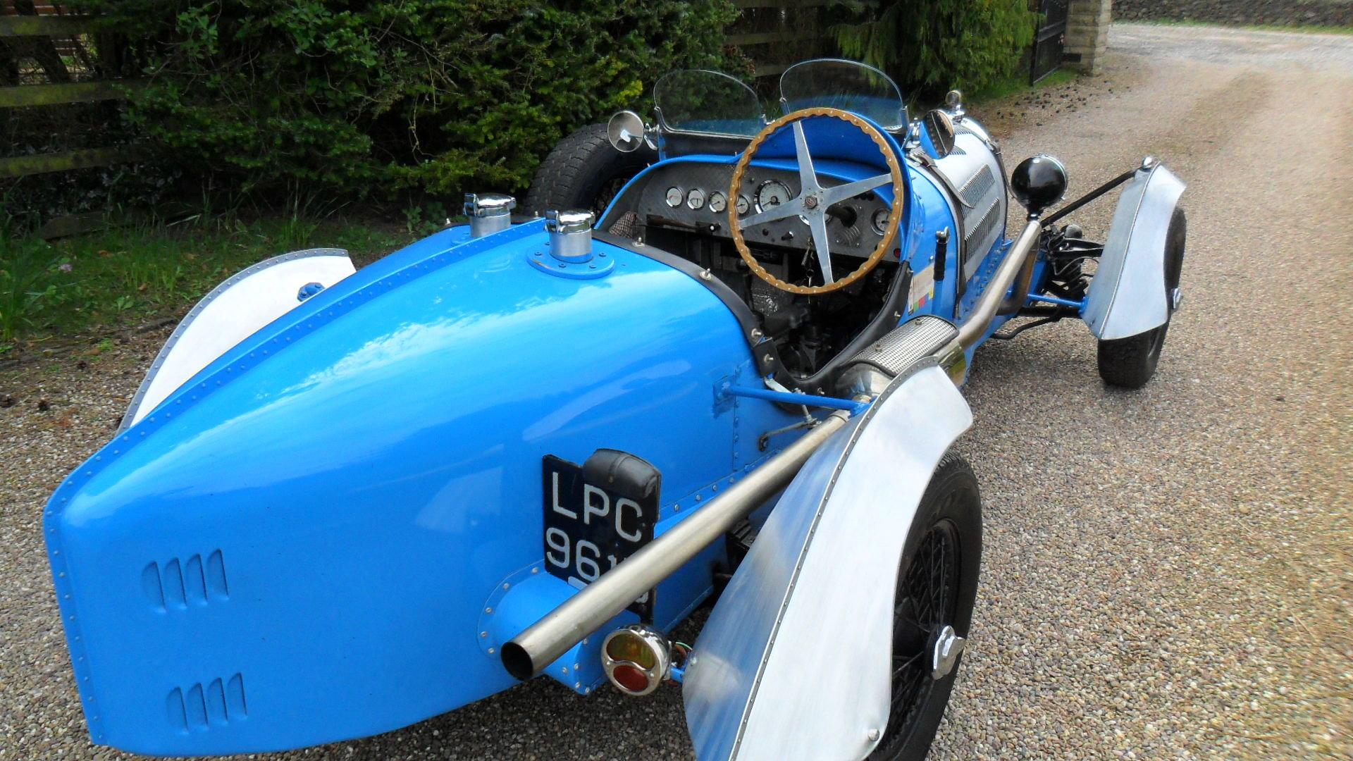 1966 Bugatti  type 35 evocation For Sale (picture 3 of 6)