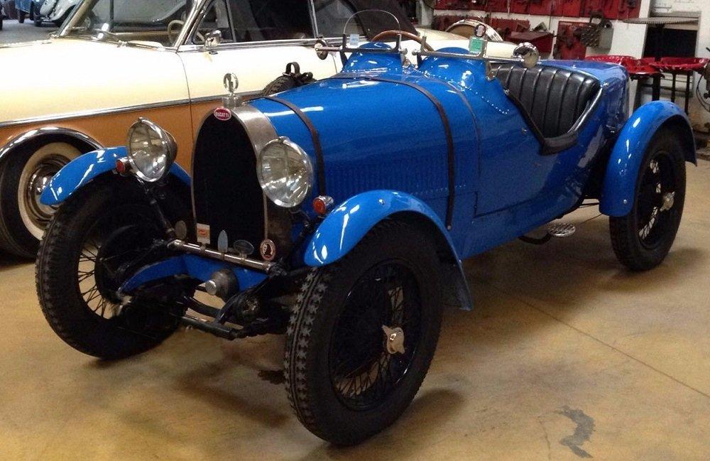 1927 BUGATTI T40 For Sale (picture 1 of 6)