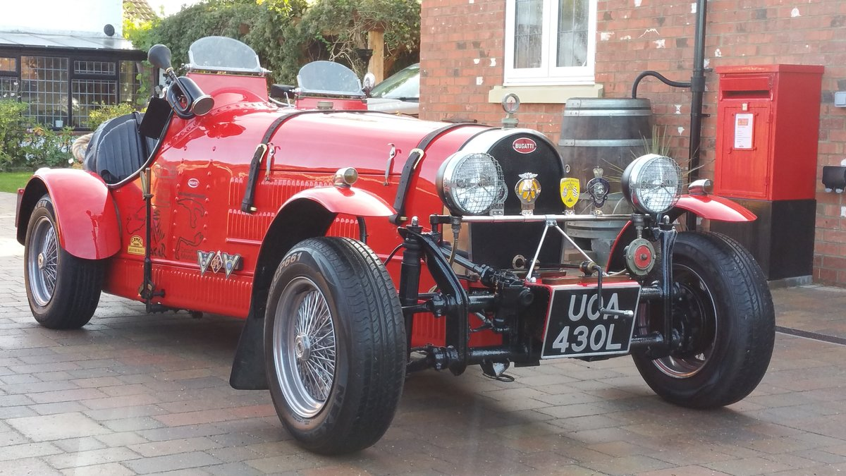 1972 Bugatti T35B evocation For Sale (picture 1 of 6)