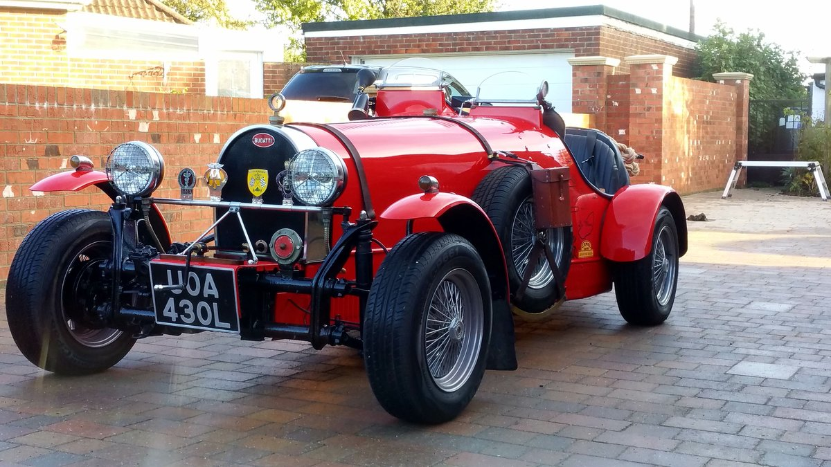1972 Bugatti T35B evocation For Sale (picture 2 of 6)