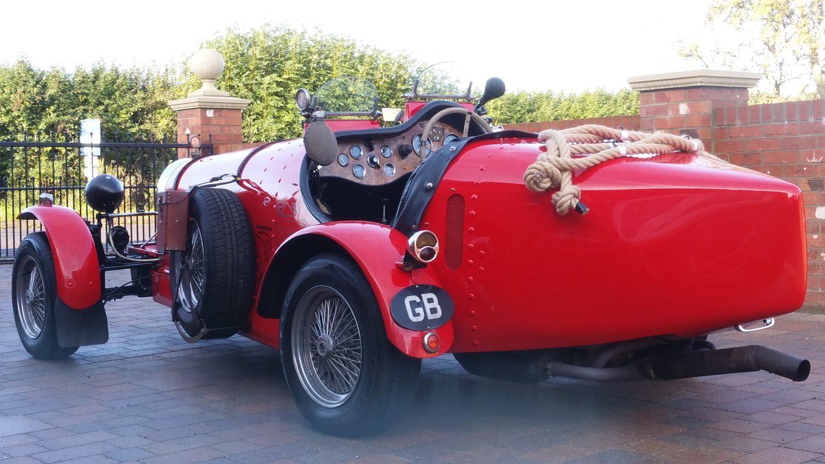 1972 Bugatti T35B evocation For Sale (picture 3 of 6)