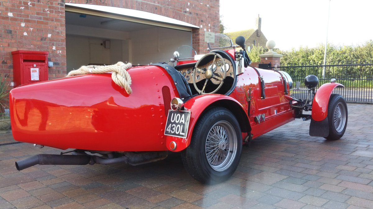 1972 Bugatti T35B evocation For Sale (picture 4 of 6)