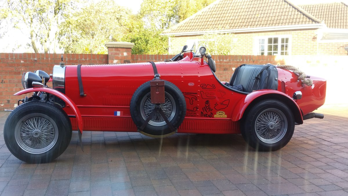 1972 Bugatti T35B evocation For Sale (picture 5 of 6)