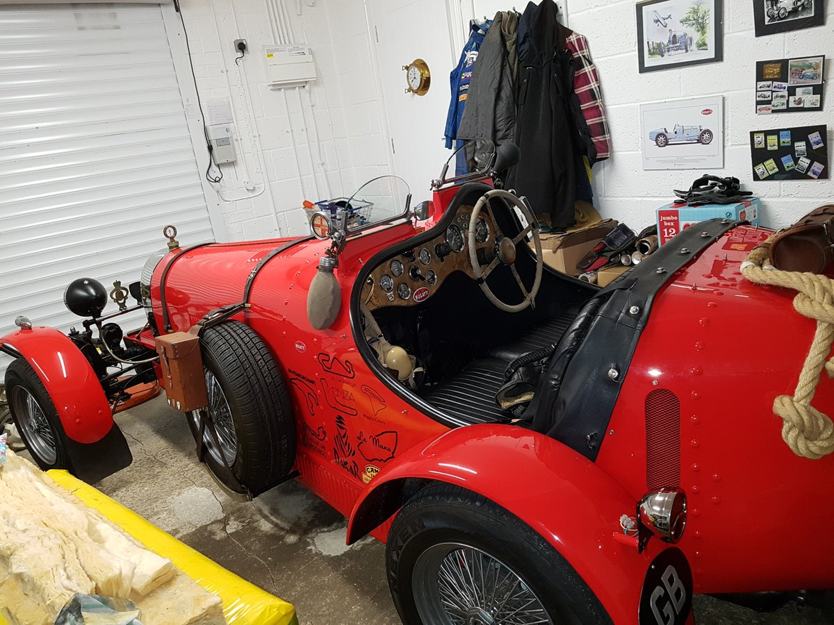 1972 Bugatti T35B evocation For Sale (picture 6 of 6)