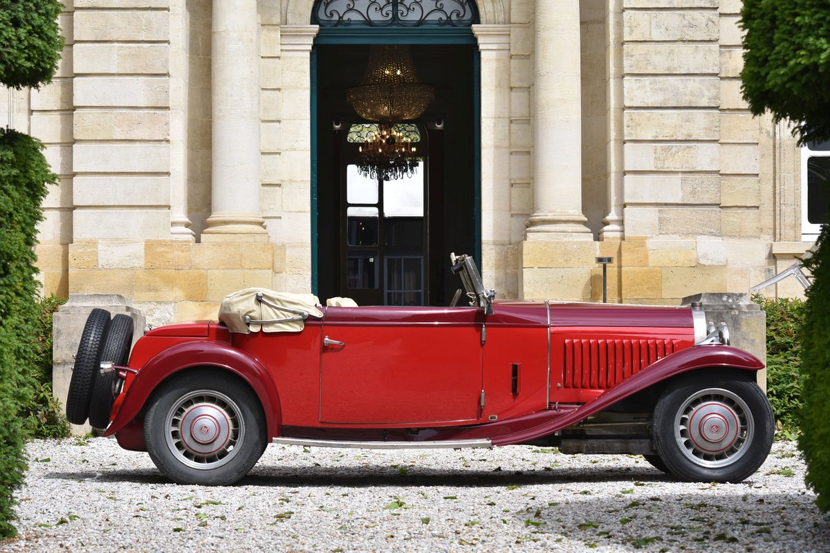 1933 Bugatti 49 Convertible For Sale by Auction (picture 2 of 5)