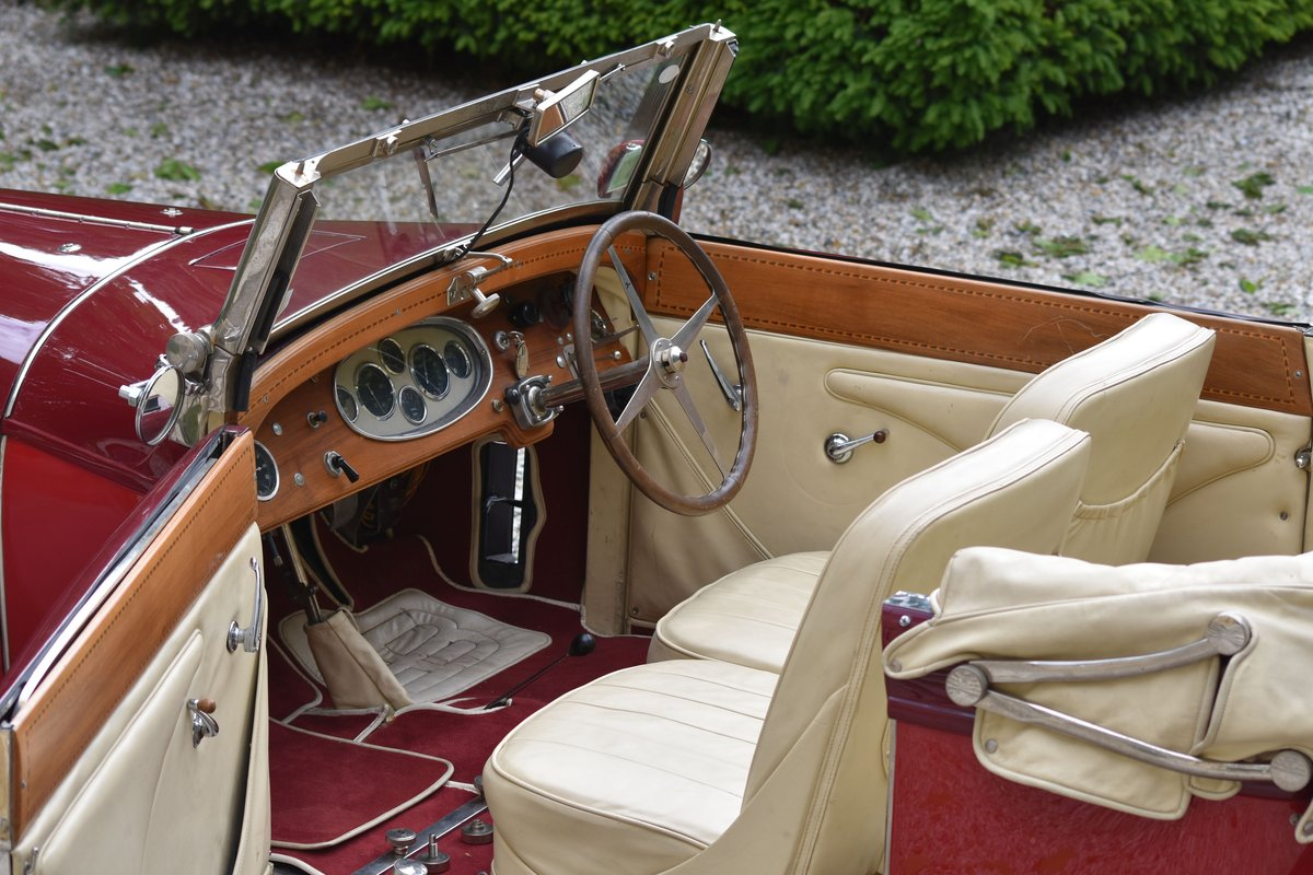 1933 Bugatti 49 Convertible For Sale by Auction (picture 4 of 5)
