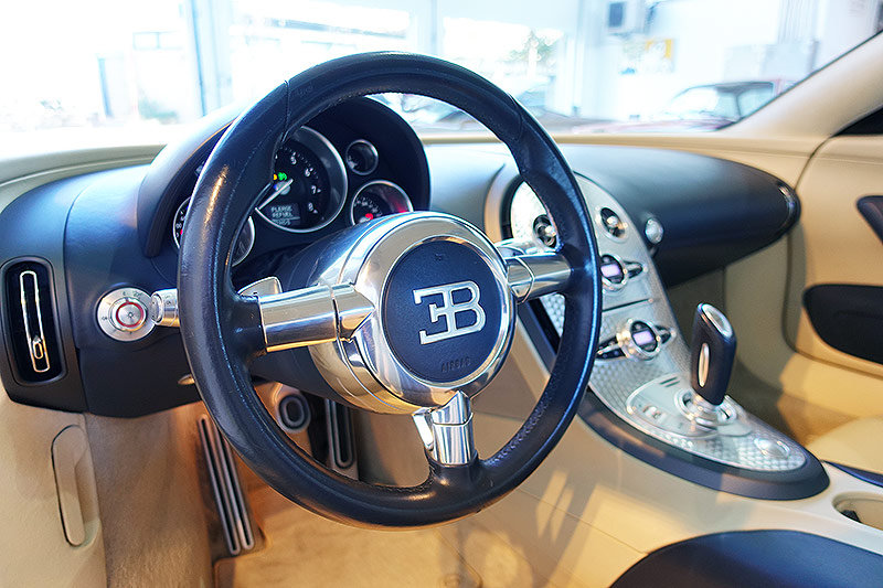 2008 Bugatti Veyron, No. 142 of just 450 cars produced, stunning! For Sale (picture 6 of 6)