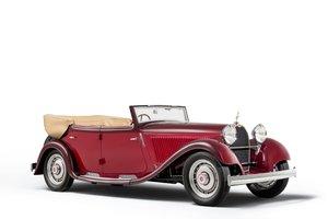 1930 Bugatti Type 46 S SOLD