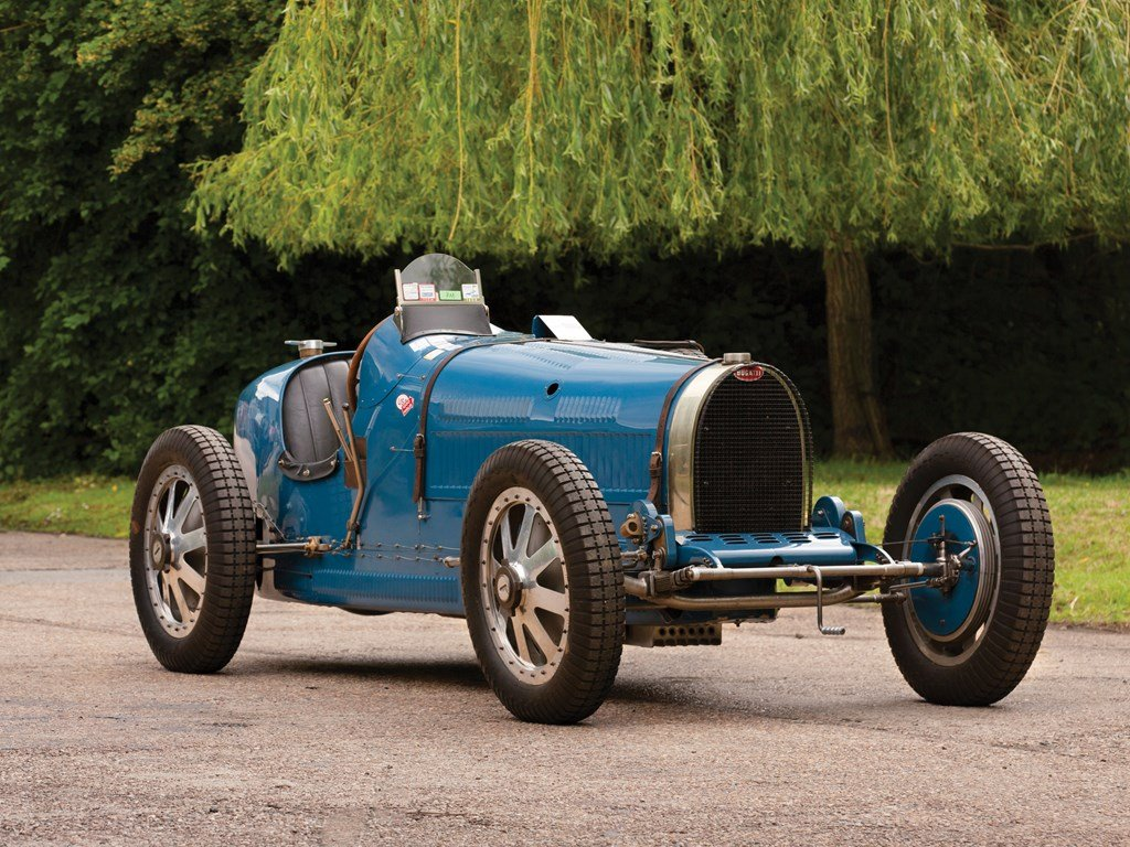 1928 Bugatti Type 35B For Sale by Auction (picture 1 of 6)