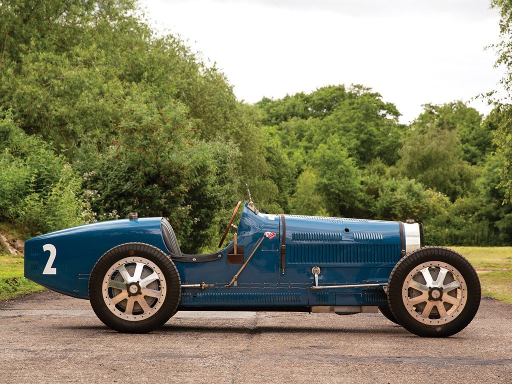 1928 Bugatti Type 35B For Sale by Auction (picture 5 of 6)