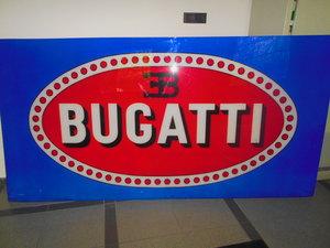 1991 Bugatti Signboard original  For Sale