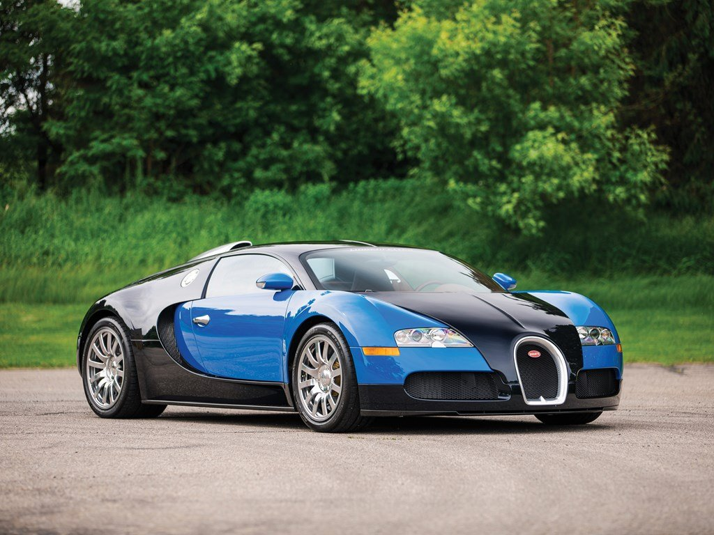 2008 Bugatti Veyron 16.4  For Sale by Auction (picture 1 of 6)