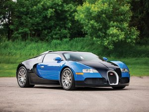 2008 Bugatti Veyron 16.4  For Sale by Auction
