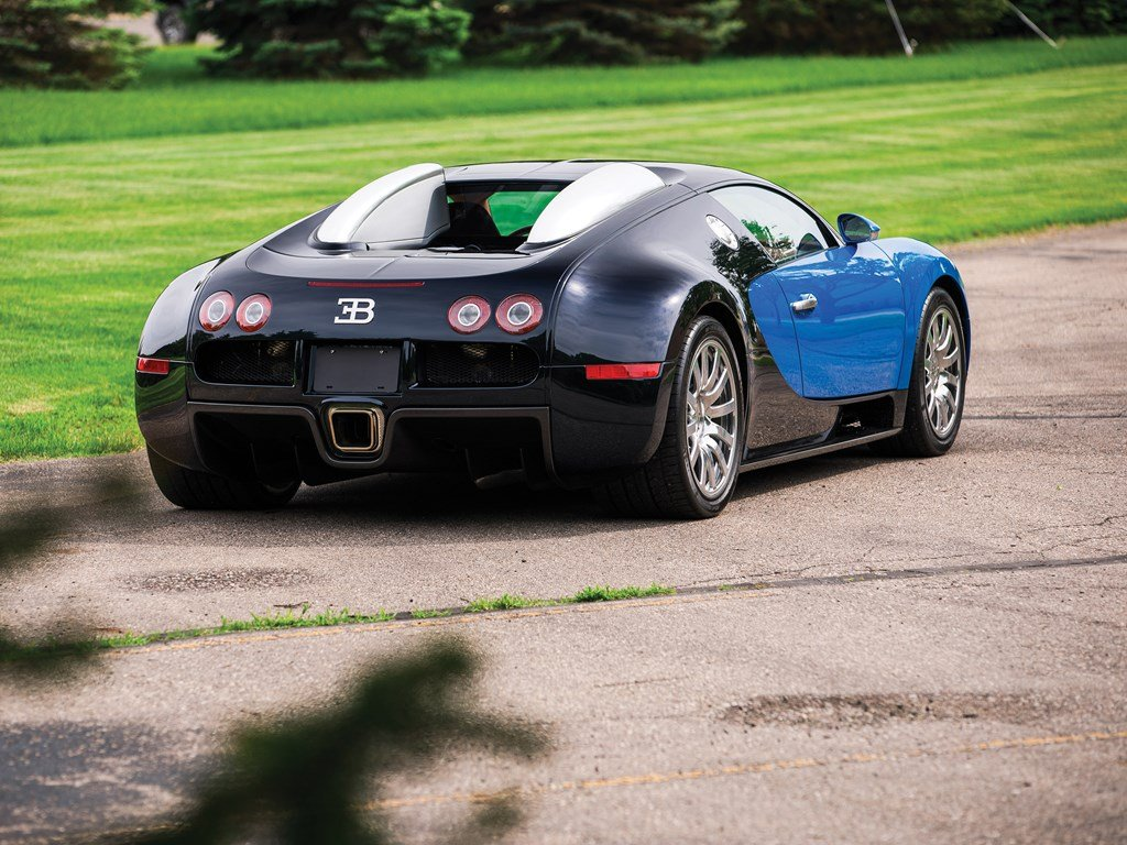 2008 Bugatti Veyron 16.4  For Sale by Auction (picture 2 of 6)