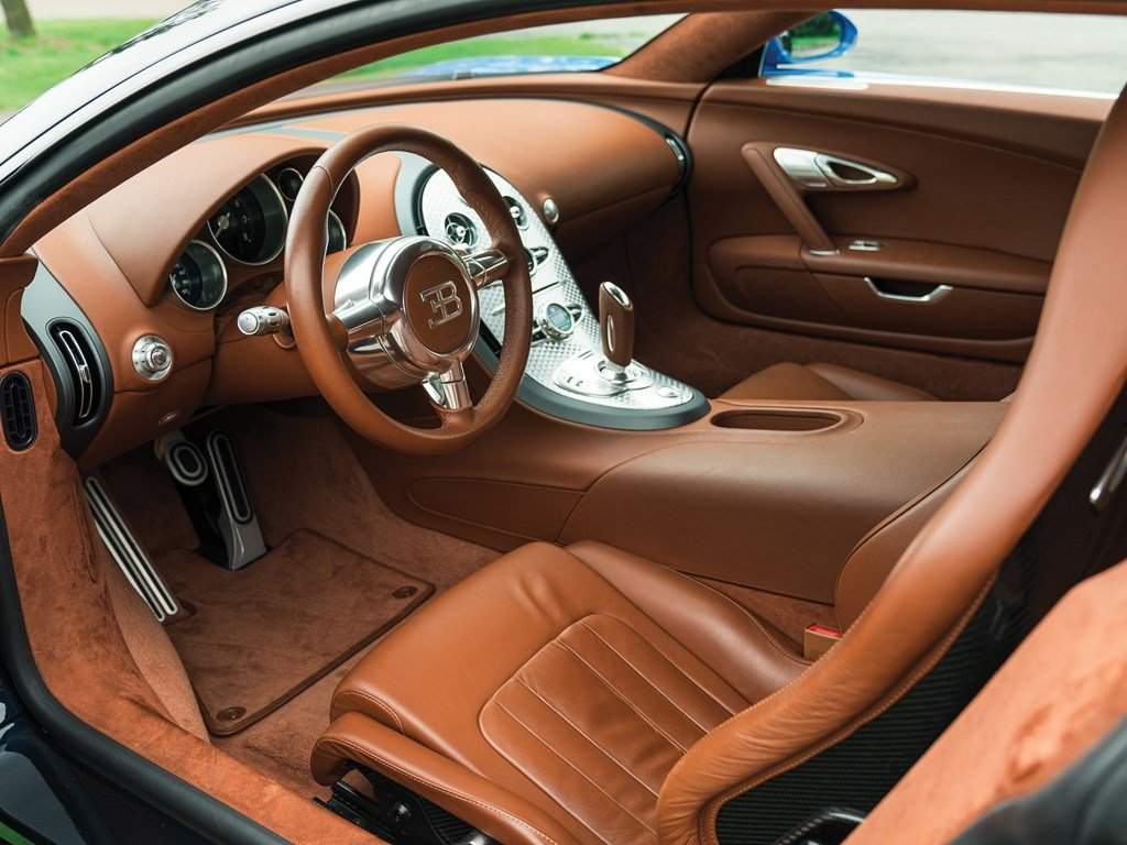 2008 Bugatti Veyron 16.4  For Sale by Auction (picture 4 of 6)