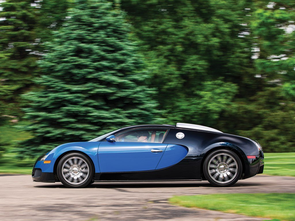 2008 Bugatti Veyron 16.4  For Sale by Auction (picture 5 of 6)