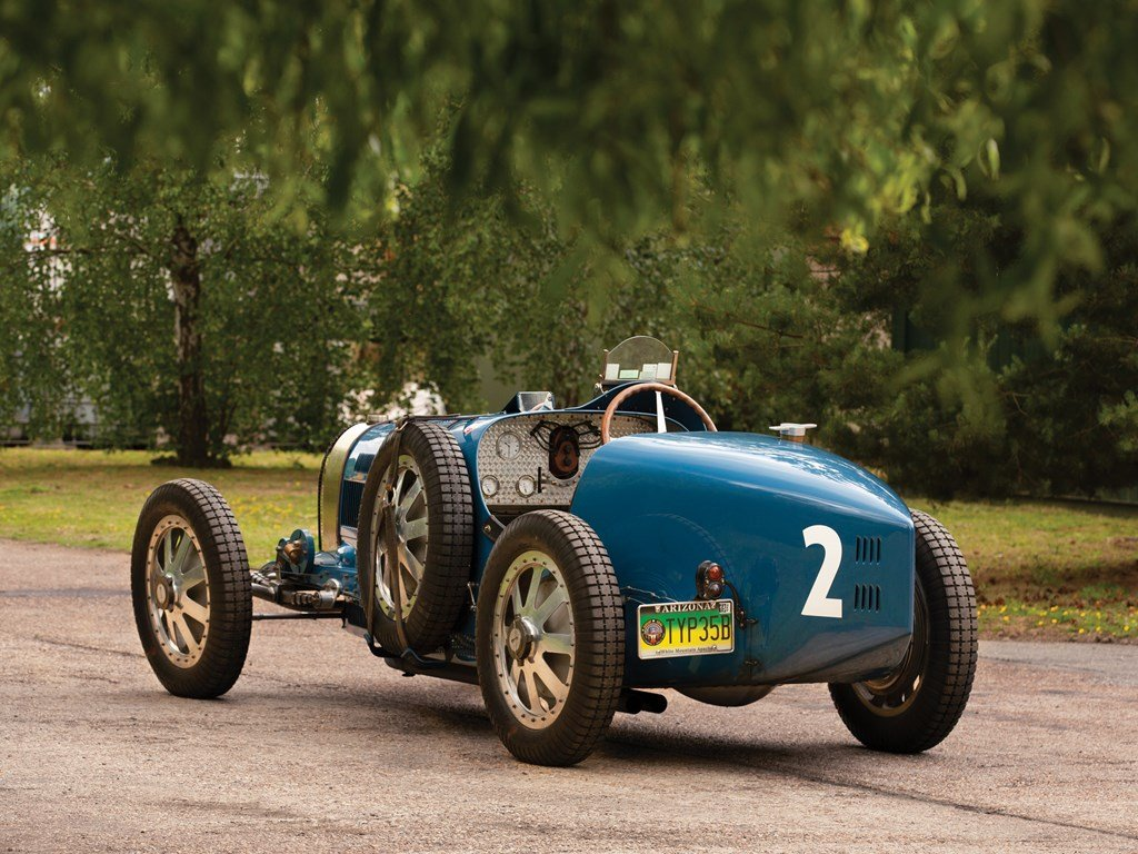 1928 Bugatti Type 35B Replica by Crosthwaite & Gardener For Sale by Auction (picture 2 of 6)