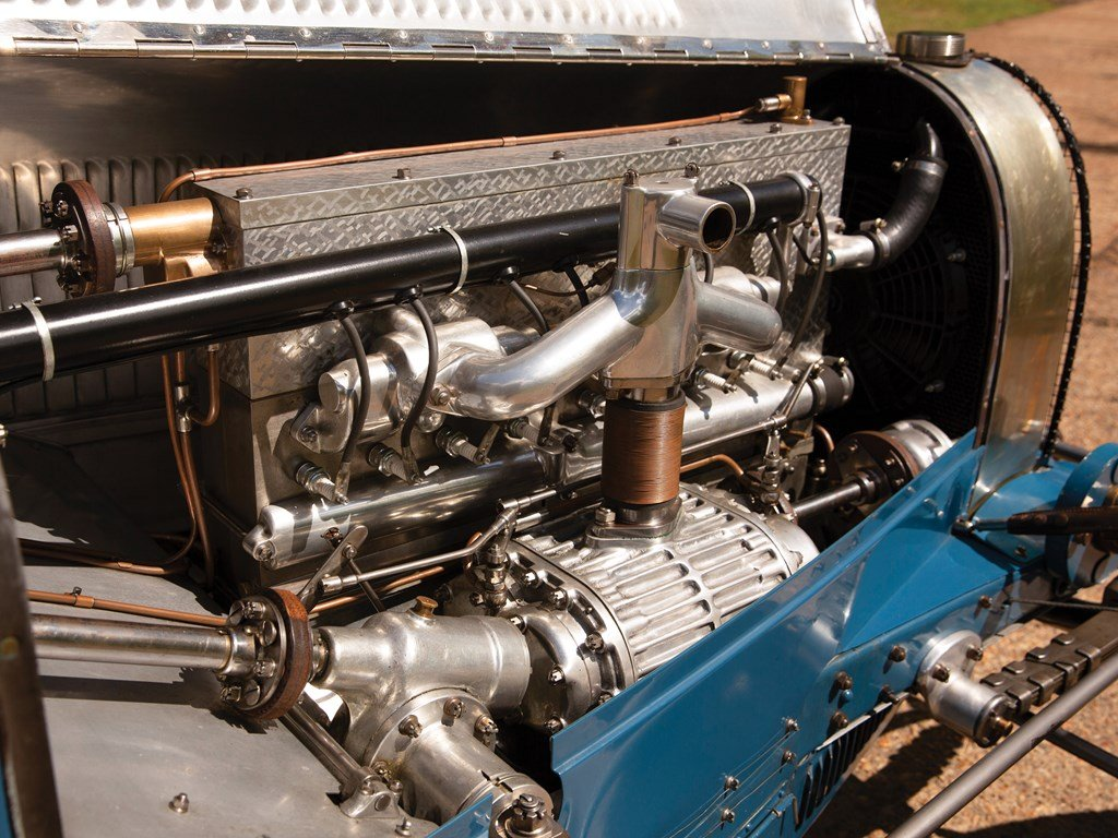 1928 Bugatti Type 35B Replica by Crosthwaite & Gardener For Sale by Auction (picture 3 of 6)