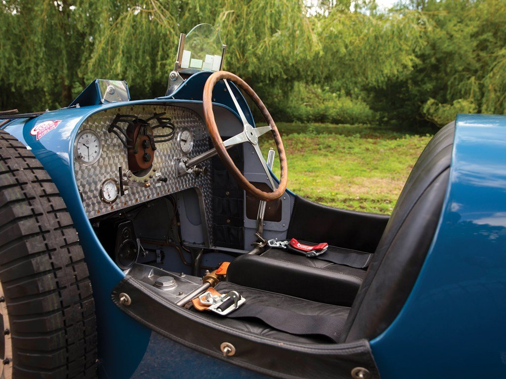 1928 Bugatti Type 35B Replica by Crosthwaite & Gardener For Sale by Auction (picture 4 of 6)