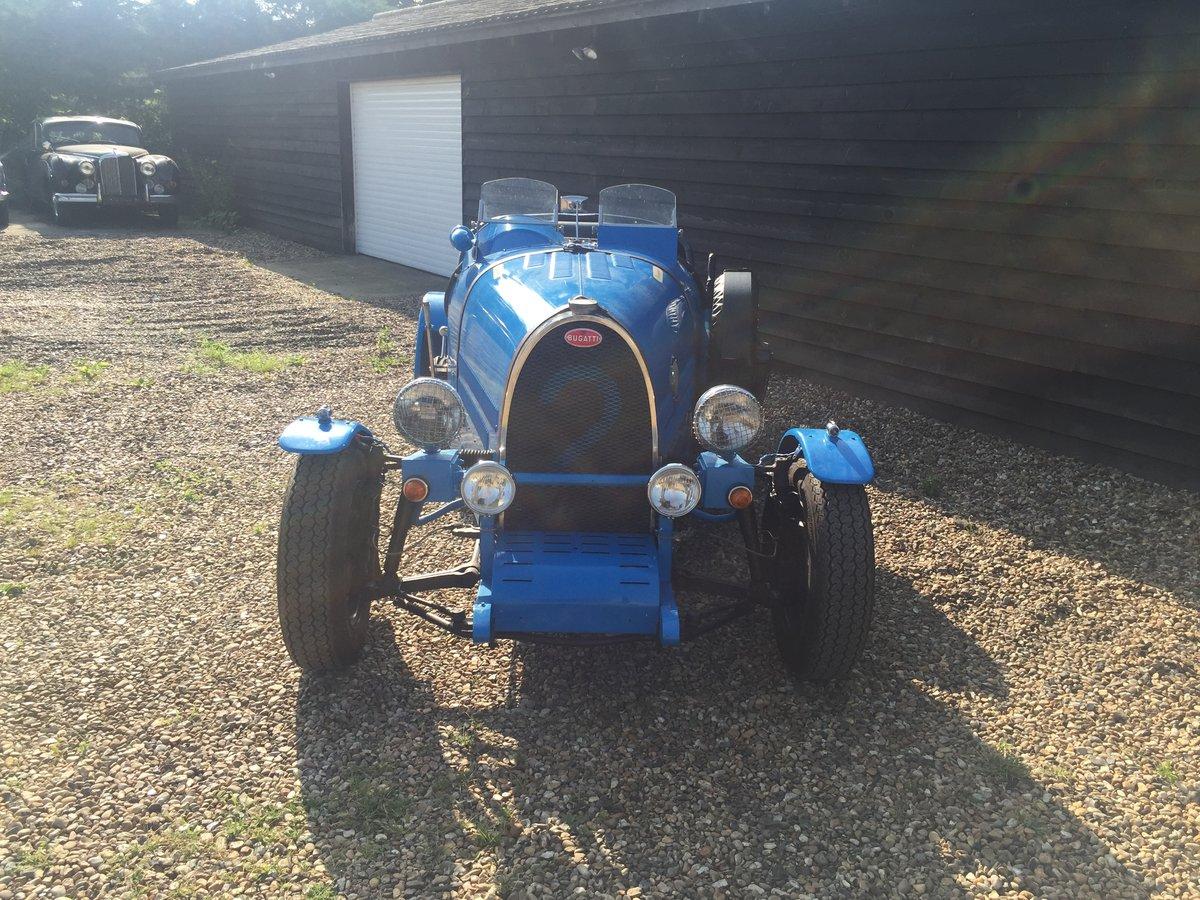 1976 Bugatti Type 35 Replica For Sale (picture 1 of 6)