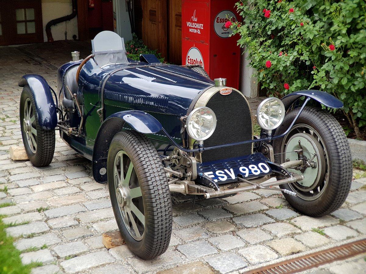 1931 Bugatti T51 Grand Prix For Sale (picture 1 of 6)
