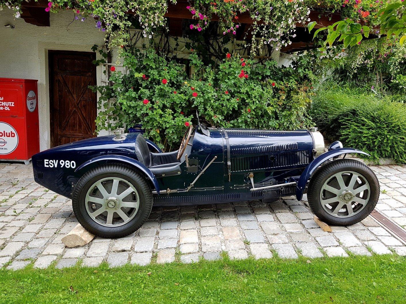 1931 Bugatti T51 Grand Prix For Sale (picture 2 of 6)