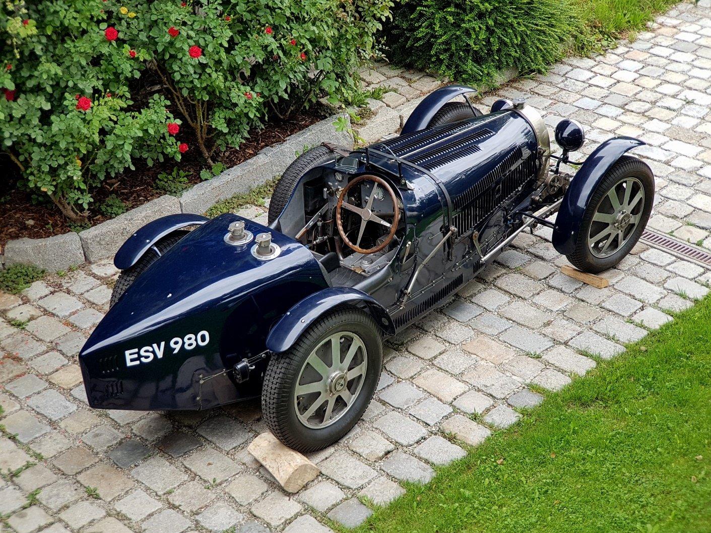 1931 Bugatti T51 Grand Prix For Sale (picture 3 of 6)
