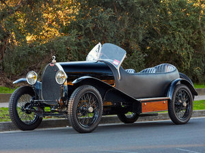 1924 BUGATTI TYPE 23 'BRESCIA' OPEN TOURER For Sale by Auction