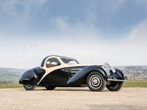 1935 BUGATTI TYPE 57 ATALANTE For Sale by Auction