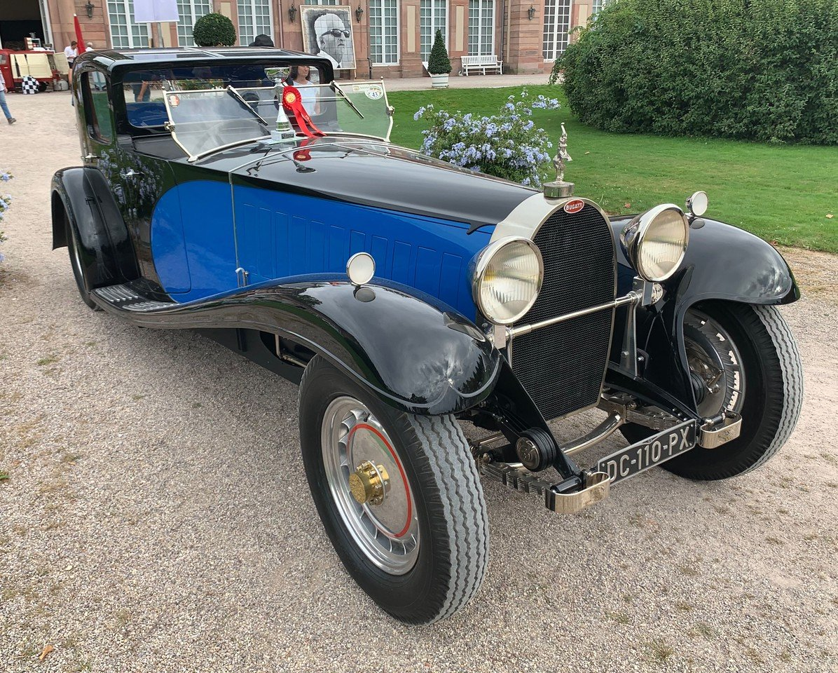 1930 Bugatti Type 46 Napoleon Coupé Recreation For Sale (picture 1 of 6)
