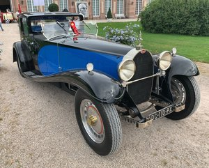 1930 Bugatti Type 46 Napoleon Coupé Recreation For Sale