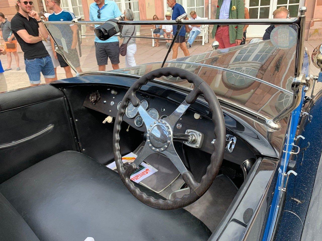 1930 Bugatti Type 46 Napoleon Coupé Recreation For Sale (picture 4 of 6)
