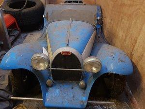 Bugatti Type 55 Junior Car