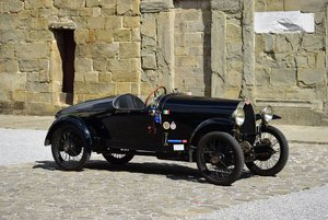 1924 Bugatti Type 23 Biplace Sport                For Sale by Auction